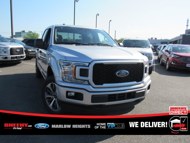 2019 F-150 SuperCrew Cab 4x4, Pickup #BC79364 - photo 4