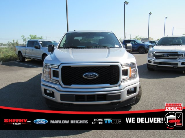 2019 F-150 SuperCrew Cab 4x4, Pickup #BC79364 - photo 5