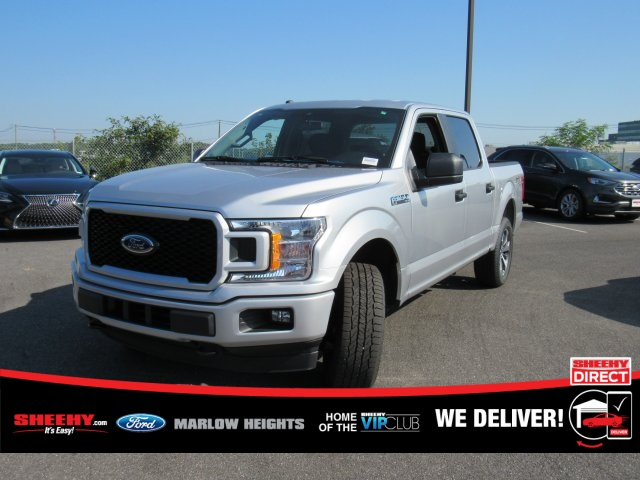 2019 F-150 SuperCrew Cab 4x4, Pickup #BC79364 - photo 6