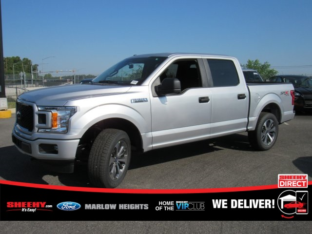 2019 F-150 SuperCrew Cab 4x4,  Pickup #BC79364 - photo 1