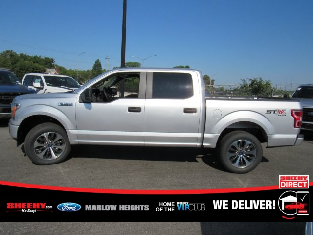 2019 F-150 SuperCrew Cab 4x4,  Pickup #BC79364 - photo 7
