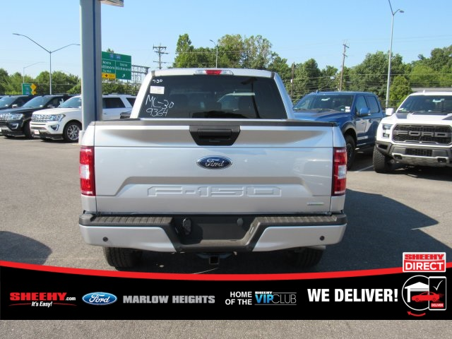 2019 F-150 SuperCrew Cab 4x4, Pickup #BC79364 - photo 8