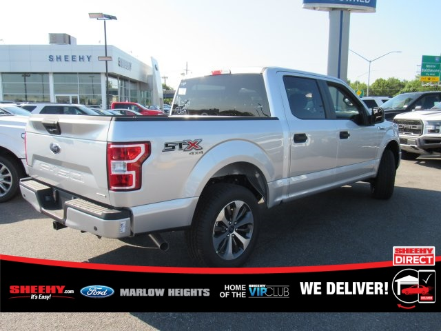 2019 F-150 SuperCrew Cab 4x4,  Pickup #BC79364 - photo 9