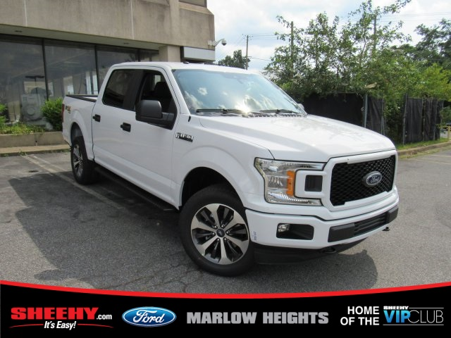 2019 F-150 SuperCrew Cab 4x4,  Pickup #BC79365 - photo 3
