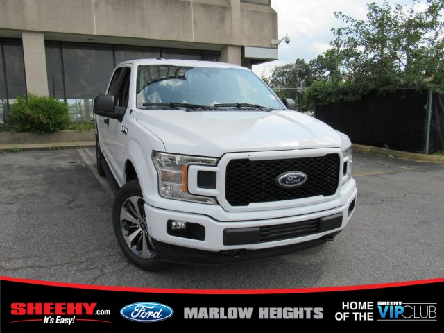 2019 F-150 SuperCrew Cab 4x4,  Pickup #BC79365 - photo 4