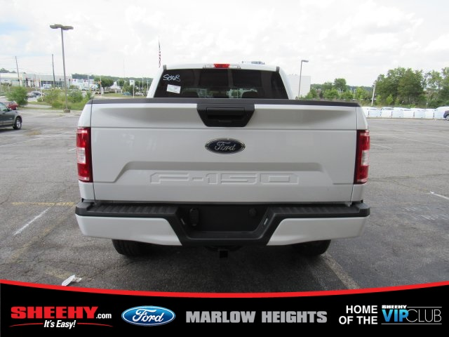 2019 F-150 SuperCrew Cab 4x4,  Pickup #BC79365 - photo 8