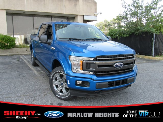 2019 F-150 SuperCrew Cab 4x4,  Pickup #BC79367 - photo 4