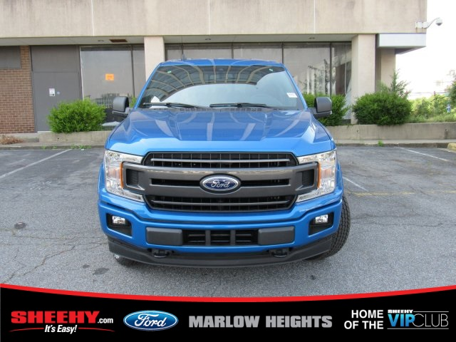 2019 F-150 SuperCrew Cab 4x4,  Pickup #BC79367 - photo 5