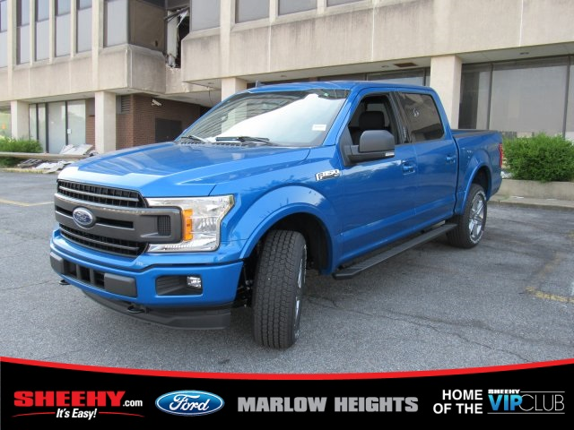 2019 F-150 SuperCrew Cab 4x4,  Pickup #BC79367 - photo 6