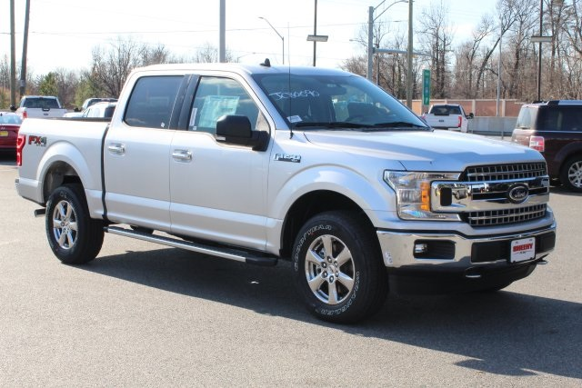 2019 F-150 SuperCrew Cab 4x4, Pickup #BC80090 - photo 1