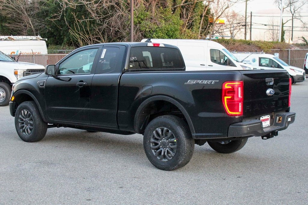 2021 Ford Ranger Super Cab 4x2, Pickup #BD01283 - photo 4