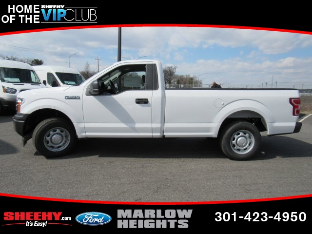 2019 F-150 Regular Cab 4x2,  Pickup #BD02697 - photo 7