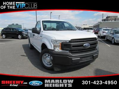 2019 F-150 Regular Cab 4x2,  Pickup #BD02697 - photo 3