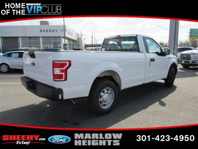 2019 F-150 Regular Cab 4x2,  Pickup #BD02697 - photo 2