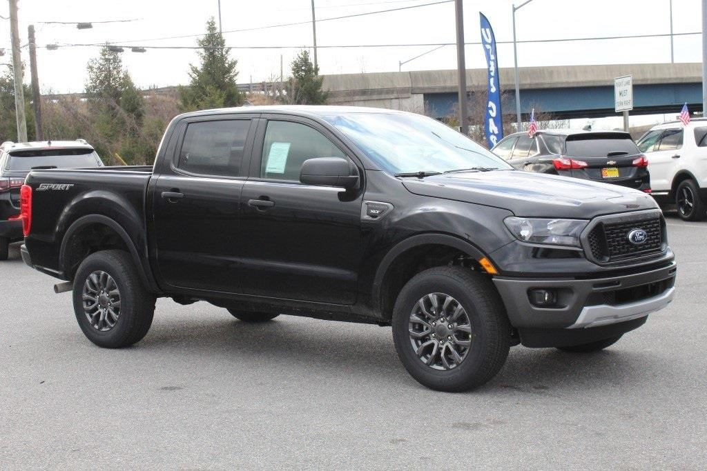 2021 Ford Ranger SuperCrew Cab 4x2, Pickup #BD08465 - photo 1