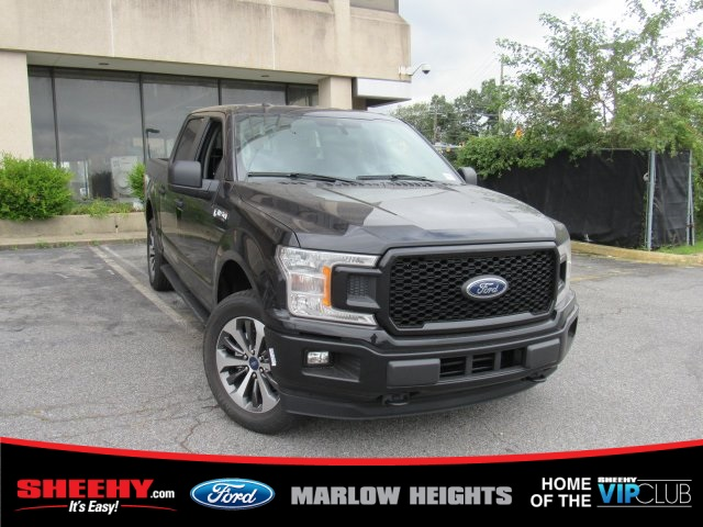 2019 F-150 SuperCrew Cab 4x4,  Pickup #BD10441 - photo 3