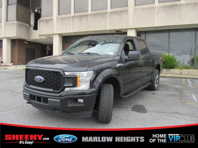 2019 F-150 SuperCrew Cab 4x4,  Pickup #BD10441 - photo 5