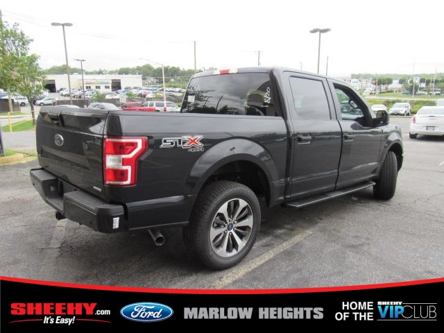 2019 F-150 SuperCrew Cab 4x4,  Pickup #BD10441 - photo 2