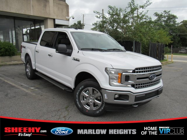 2019 F-150 SuperCrew Cab 4x4,  Pickup #BD10442 - photo 1