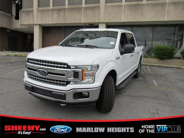 2019 F-150 SuperCrew Cab 4x4,  Pickup #BD10442 - photo 5