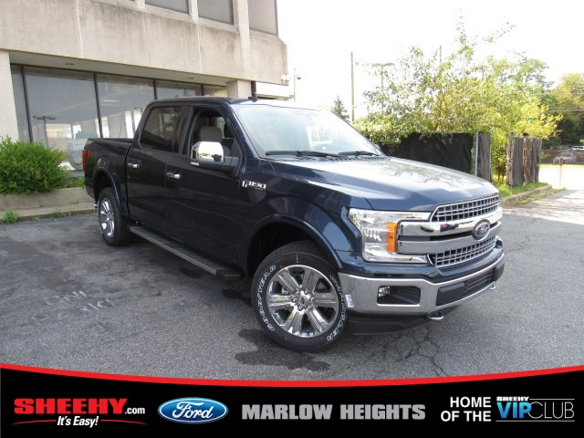 2019 F-150 SuperCrew Cab 4x4,  Pickup #BD10443 - photo 1