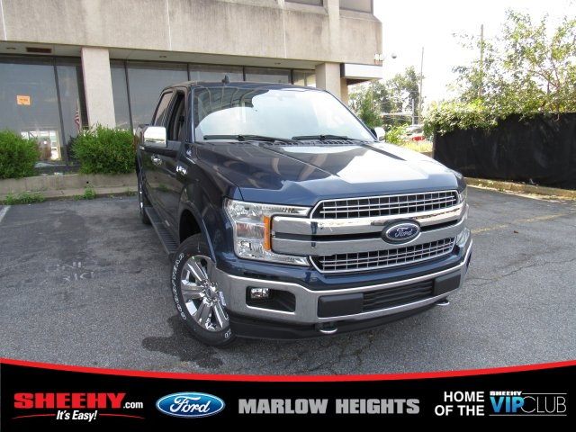 2019 F-150 SuperCrew Cab 4x4,  Pickup #BD10443 - photo 3