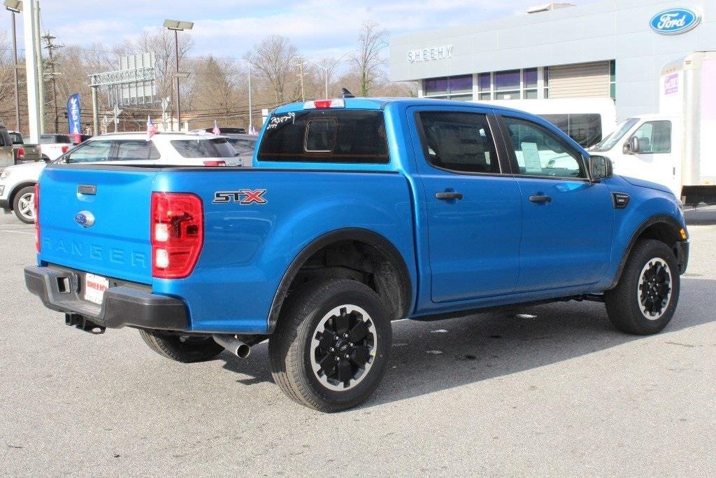 2021 Ford Ranger SuperCrew Cab 4x2, Pickup #BD12154 - photo 2