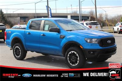 2021 Ford Ranger SuperCrew Cab 4x2, Pickup #BD12154 - photo 1