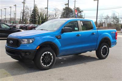2021 Ford Ranger SuperCrew Cab 4x2, Pickup #BD12154 - photo 3