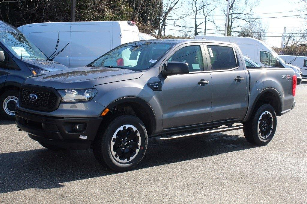 2021 Ford Ranger SuperCrew Cab 4x4, Pickup #BD15525 - photo 3