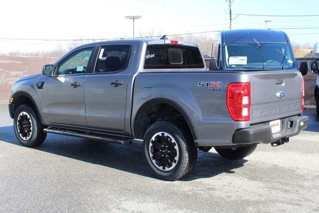 2021 Ford Ranger SuperCrew Cab 4x4, Pickup #BD15525 - photo 4