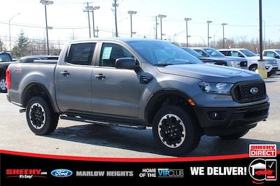 2021 Ford Ranger SuperCrew Cab 4x4, Pickup #BD15525 - photo 1