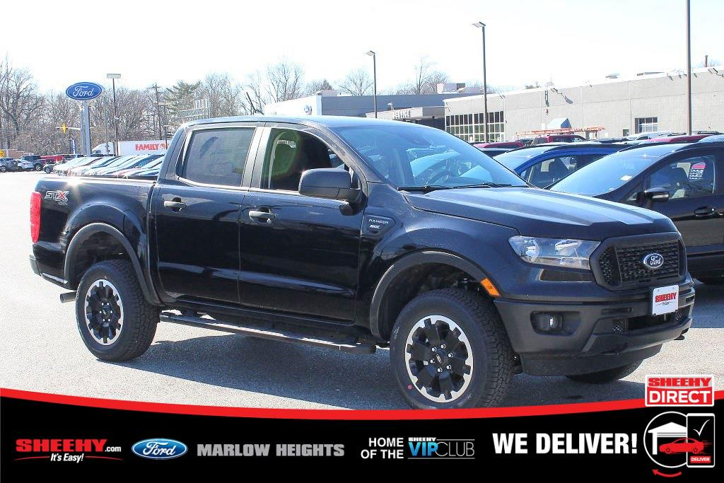 2021 Ford Ranger SuperCrew Cab 4x4, Pickup #BD15526 - photo 1