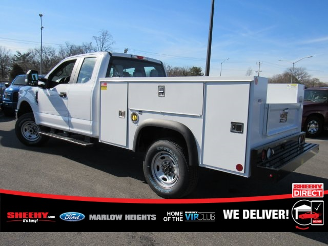 2019 F-250 Super Cab 4x4, Monroe MSS II Service Body #BD19966 - photo 8