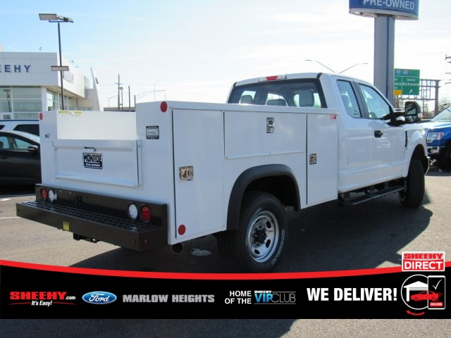 2019 Ford F-250 Super Cab 4x4, Monroe Service Body #BD19966 - photo 1