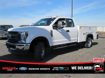 2019 F-250 Super Cab 4x4, Monroe MSS II Service Body #BD19966 - photo 6