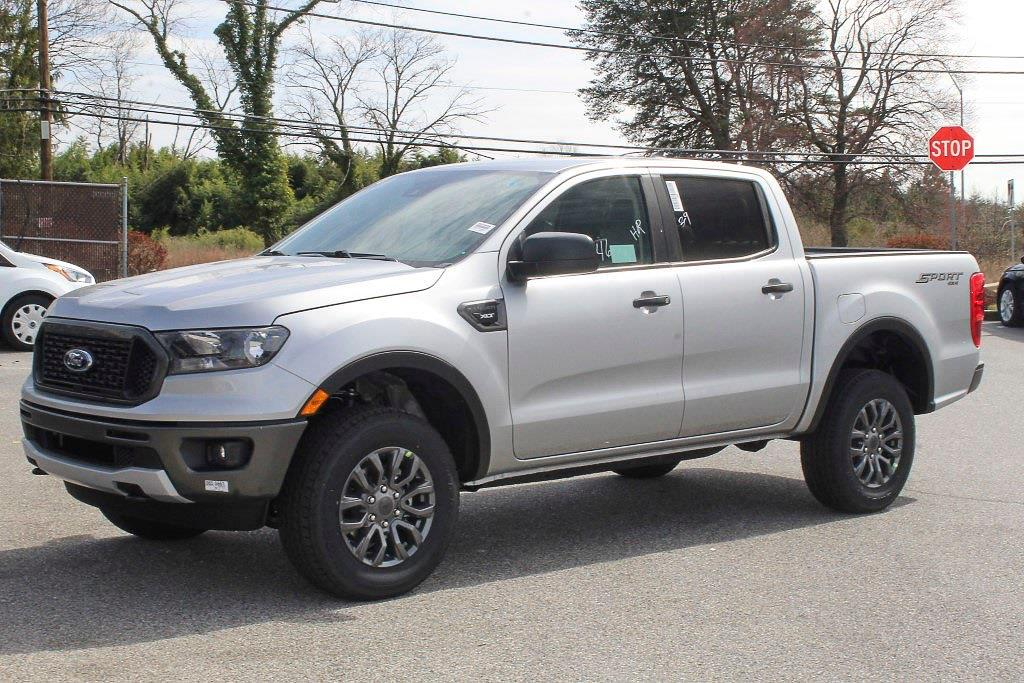 2021 Ford Ranger SuperCrew Cab 4x4, Pickup #BD28886 - photo 3