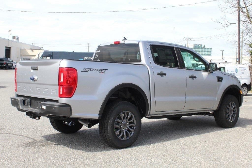 2021 Ford Ranger SuperCrew Cab 4x4, Pickup #BD28886 - photo 2