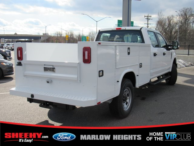 2019 F-350 Crew Cab 4x4,  Knapheide Service Body #BD30304 - photo 1