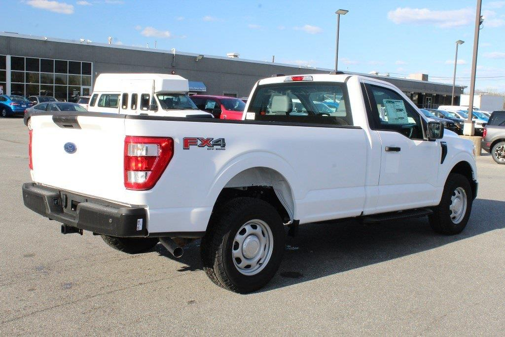 2021 Ford F-150 Regular Cab 4x4, Pickup #BD42256 - photo 1