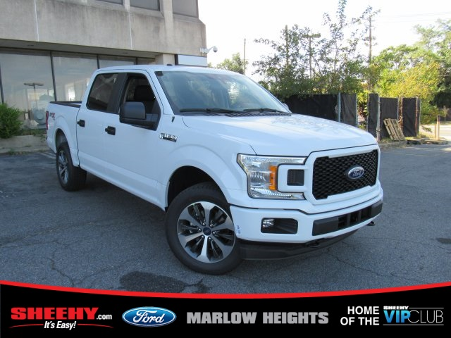 2019 F-150 SuperCrew Cab 4x4, Pickup #BD42543 - photo 1