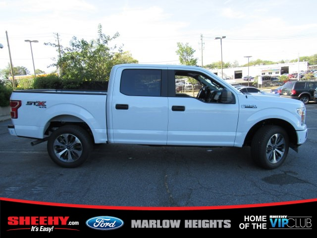 2019 F-150 SuperCrew Cab 4x4, Pickup #BD42543 - photo 10