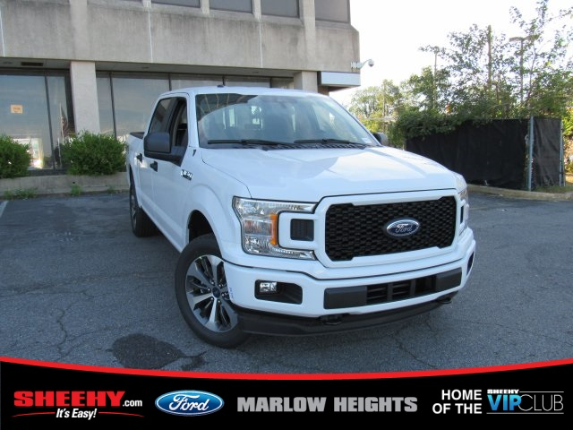 2019 F-150 SuperCrew Cab 4x4, Pickup #BD42543 - photo 3