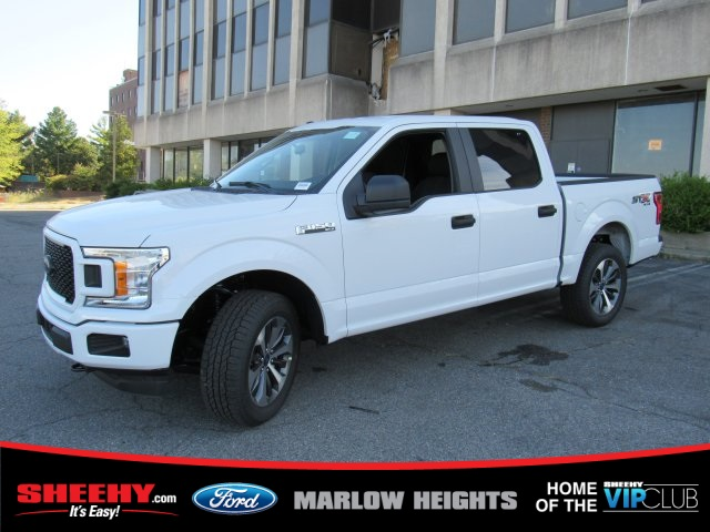 2019 F-150 SuperCrew Cab 4x4, Pickup #BD42543 - photo 6
