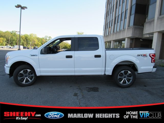 2019 F-150 SuperCrew Cab 4x4, Pickup #BD42543 - photo 7