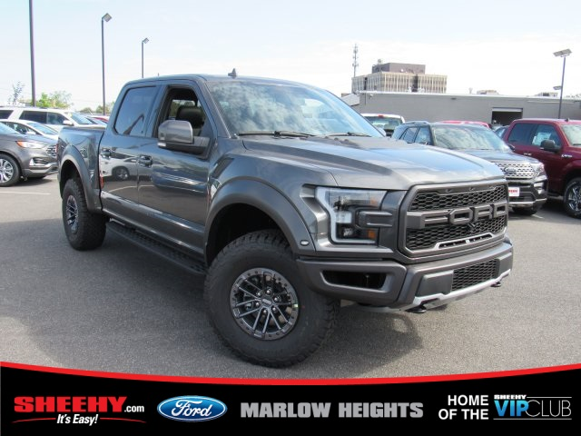2019 F-150 SuperCrew Cab 4x4,  Pickup #BD42544 - photo 3