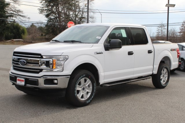 2020 F-150 SuperCrew Cab 4x4, Pickup #BD55427 - photo 3