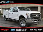 2019 F-350 Crew Cab 4x4,  Reading Service Body #BD71867 - photo 1
