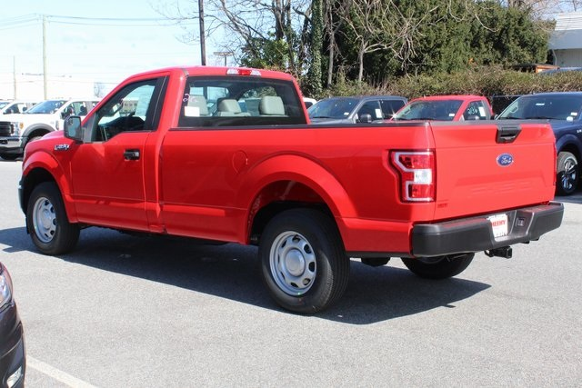 2020 Ford F-150 Regular Cab 4x2, Pickup #BD72207 - photo 4