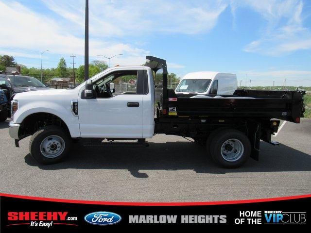 2019 F-350 Regular Cab DRW 4x4,  Monroe MTE-Zee Dump Body #BD72817 - photo 7